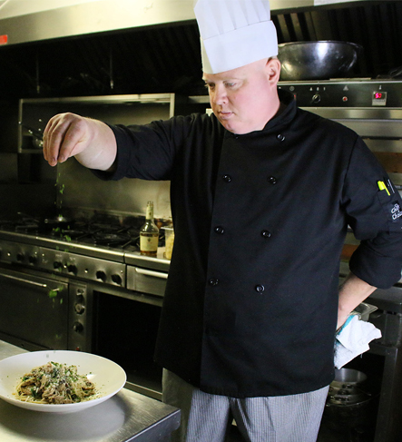 Chef Graham Ross